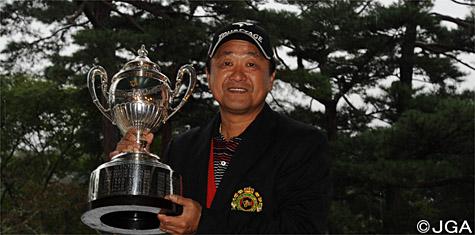 JGA <b>日本ゴルフ</b>協会 【2010年度(第20回)<b>日本シニアオープンゴルフ</b> <b>...</b>