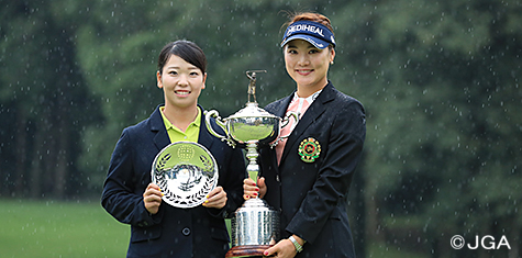 日本 女子 ゴルフ 結果